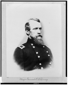 David Bell Birney was not a Meade ally. He had commanded the III at Gettysburg following the wounding of Daniel Sickles.