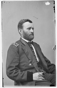 Ulysses S. Grant. Questions about his drinking are still debated today  (Library of Congress).