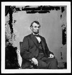 President Abraham Lincoln (Library of Congress).