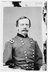 Daniel Sickles commanded the III Corps at Gettysburg and began attacking Meade's reputation afterwards (Library of Congress).