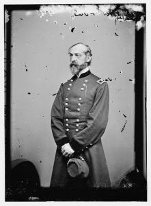 Major General George Gordon Meade (lLibrary of Congress).