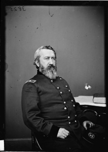 General Andrew Porter. (Library of Congress photo.)