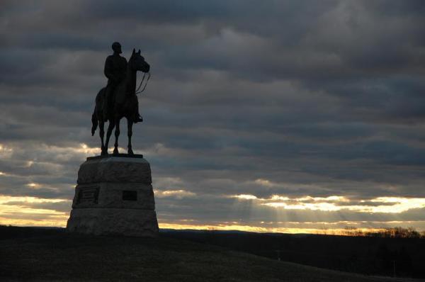 Dawn Statue