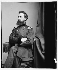 General George Sykes. (Library of Congress photo.)