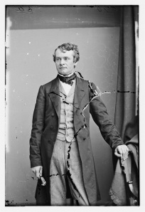 Pennsylvania's Governor Andrew Gregg Curtin (Library of Congress).