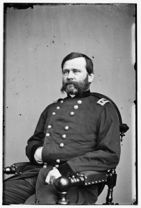 General William Franklin (Library of Congress photo).