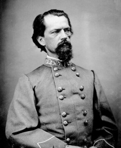 Confederate General John B. Gordon (National Archives).