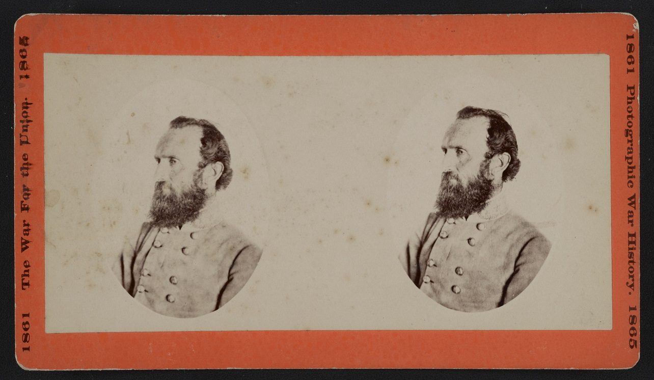 stonewall jackson the greatest general in american history