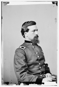 Alexander Webb, soon to become a brigadier general and later Meade's chief of staff (Library of Congress).