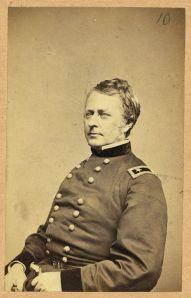 Maj. Gen. Joseph Hooker(Library of Congress).
