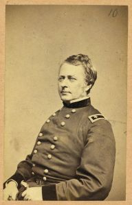 Maj. Gen. Joseph Hooker(Library of Congress).