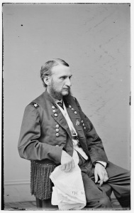 Judson Kilpatrick. Lyman did not think much of him (Library of Congress)
