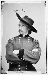 George Armstrong Custer (Library of Congress).