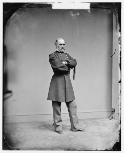 Montgomery Meigs, the Union army's efficient quartermaster general (Library of Congress).