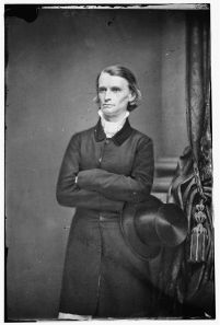 Henry Wise, the former governor of Virginia and George Meade's brother-in-law (Library of Congress).