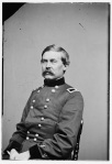 Brig. Gen. John Buford, who died on December 16, 1863  (Library of Congress).