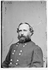 A native of Eastport, Maine, Henry Prince commanded a division of William French's III Corps (Library of Congress).