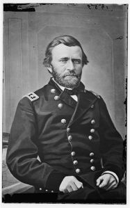 In March Ulysses S. Grant will travel east and become general in chief of the Union armies (Library of Congress).