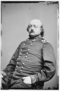 Benjamin Butler. He was a mediocre general but a wily politician (Library of Congress).