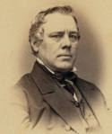 Congressman Moses Odell, a Democratic congressman from New York (Wikipedia).
