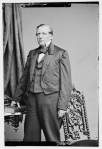 Secretary of the Interior John Palmer Usher (Library of Congress).