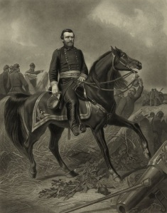 Ulysses Grant was known as a natural and skilled rider (Library of Congress).