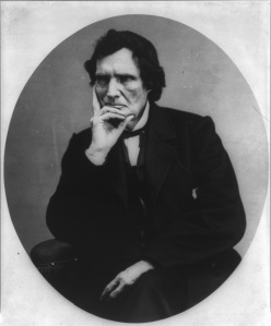 Republican Senator Thaddeus Stevens (Library of Congress).