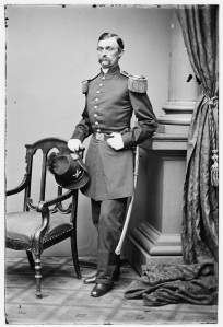 Charles Griffin. Like Meade, he had an explosive temper (Library of Congress).