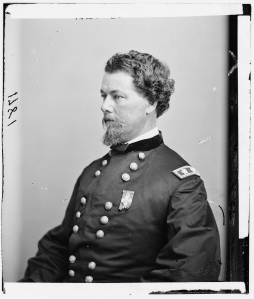 Horatio Wright took command of the VI Corps following the death of John Sedgwick (Library of Congress).