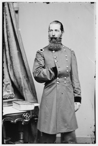 David A. Russell of the VI Corps, photographed when he was the colonel of the 7th Massachusetts (Library of Congress).