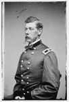 Alexander Shaler, who was taken prisoner in the Wilderness. He received the Medal of Honor for his actions during the Battle of Chancellorsville (Library of Congress).