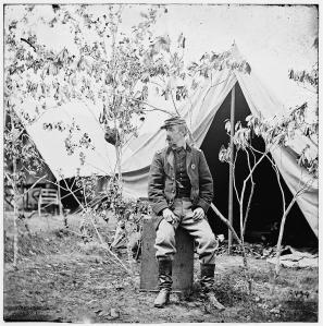 Francis Markoe Bache, Meade's nephew (Library of Congress).