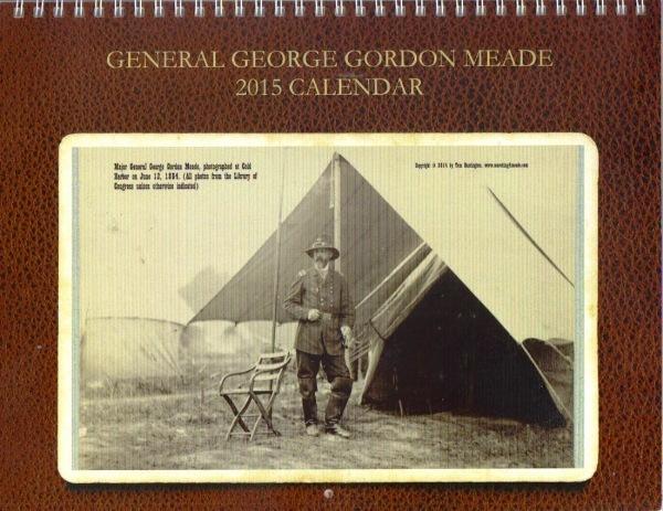 meade calendar cover