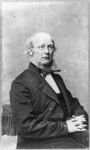 Horace Greeley (Library of Congress).