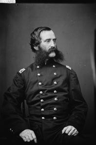 Elisha G. Marshall commanded a brigade in Ledlie's division (Library of Congress).