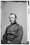 Gen. Robert Potter. His men came up with the idea for the Petersburg mine (Library of Congress).