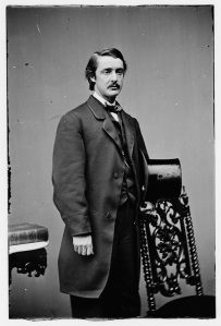 William Sprague of Rhode Island (Library of Congress).