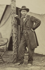 Ulysses S. Grant (Library of Congress).