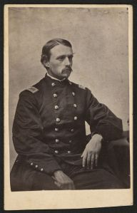 Robert Gould Shaw, who was related to Theodore Lyman by marriage (Library of Congress).
