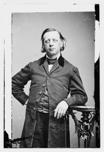 Henry Ward Beecher (Library of Congress).
