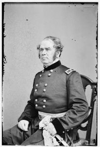 Brig. Gen. Henry Benham (Library of Congress).