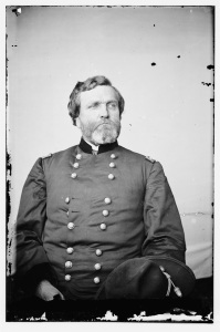 Maj. Gen. George H. Thomas. An engineer like Meade, he was also criticized for being cautious and methodical (Library of Congress).
