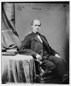 Senator Morton S. Wilkinson. He was no friend to Meade  (Library of Congress).