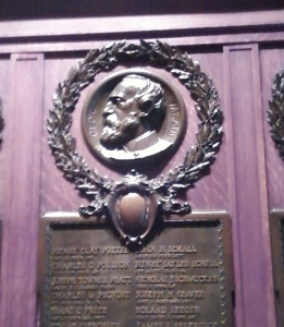 A Meade bronze at the Union League. I am assuming this is the work of Franklin Simmons.